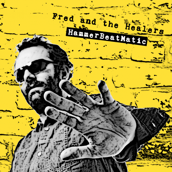 Fred and The Healers projet_pochette